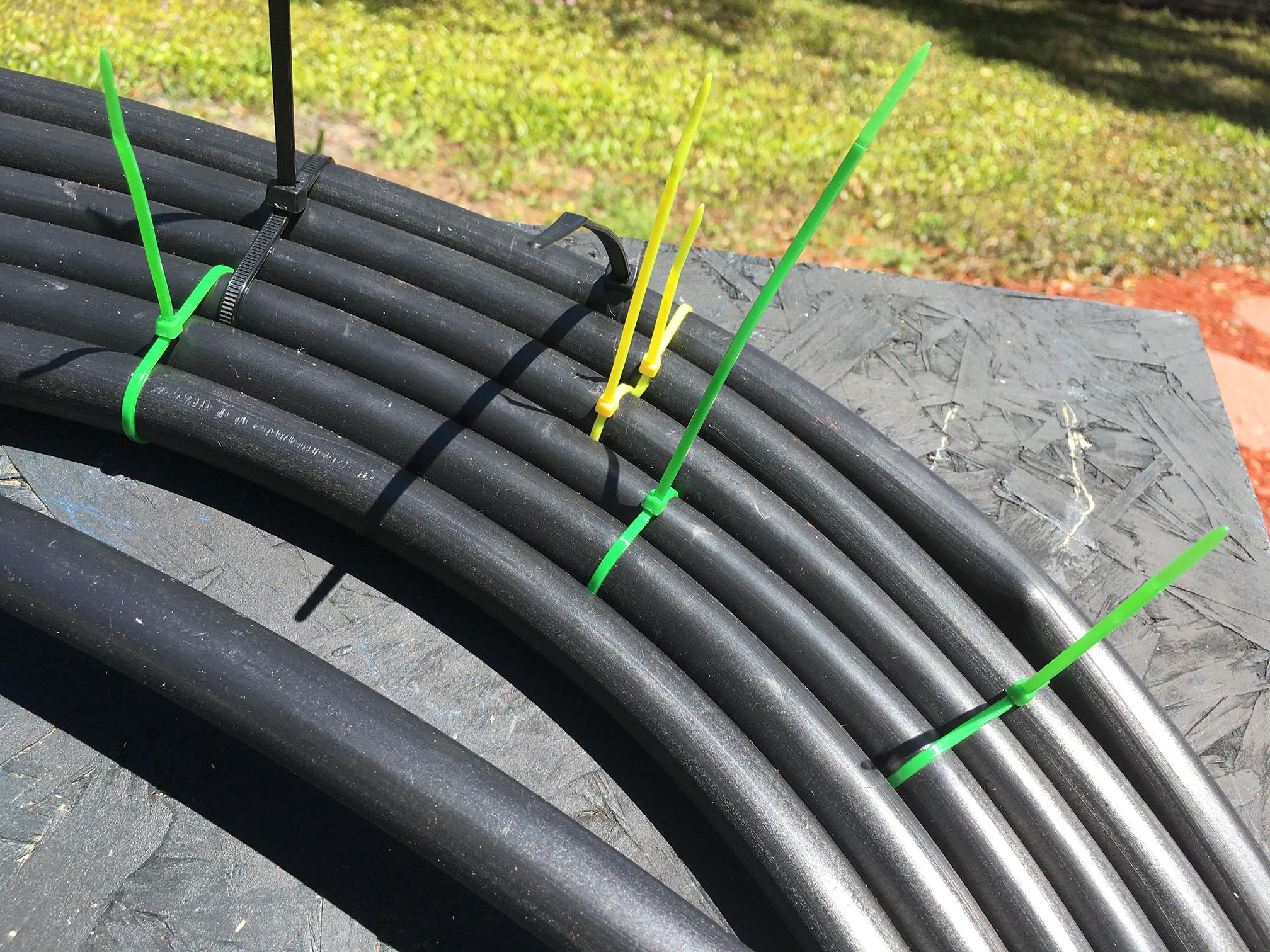 Homemade pool heater black hose homemade ftempo for Pool heater