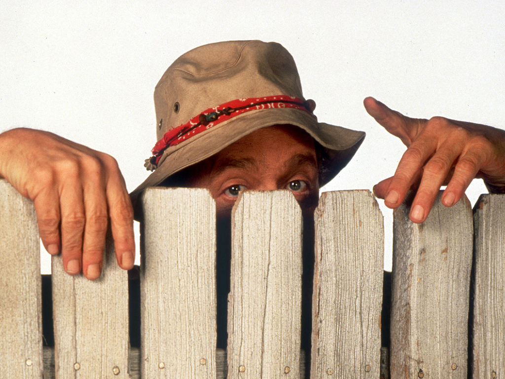 Wilson Wilson from Home Improvement