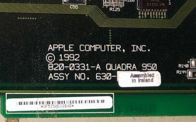 My Grail has been Achieved!  Macintosh Quadra 950